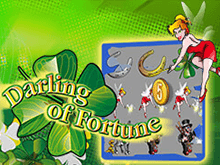 Азартная игра-скрэтч карта Darling Of Fortune в онлайн казино Вулкан